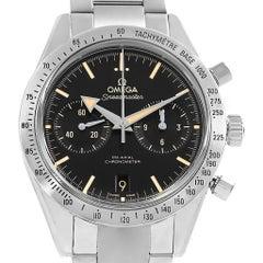 Omega Speedmaster 57 Broad Arrow Watch 331.10.42.51.01.002 Unworn