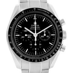 Omega Speedmaster Moonwatch Steel Watch 311.30.42.30.01.005 Box Papers