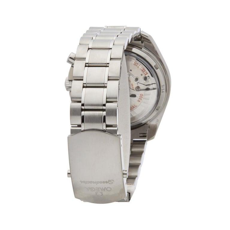2014 Omega Speedmaster Titanium 31190445103001 Wristwatch For Sale 1