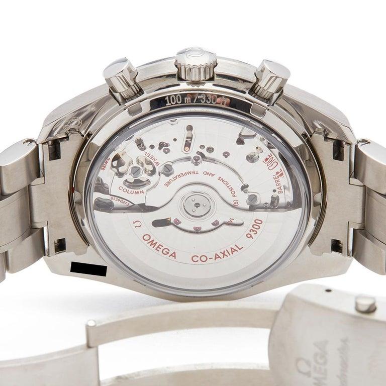 2014 Omega Speedmaster Titanium 31190445103001 Wristwatch For Sale 2