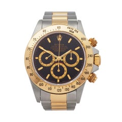 1994 Rolex Daytona Stainless Steel 16523 Wristwatch