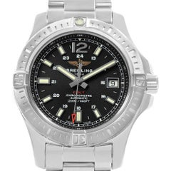Breitling Colt Black Dial Automatic Steel Men's Watch A17313