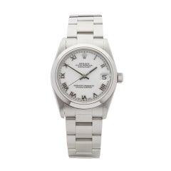 1998 Rolex Datejust Stainless Steel 68240 Wristwatch