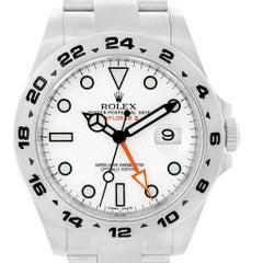 Rolex Explorer II 42 Automatic Steel Men's Watch 216570 Box Card