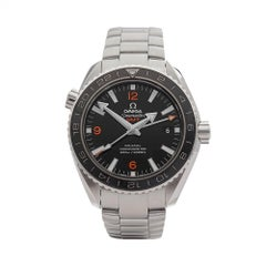 2015 Omega Seamaster Planet Ocean Stainless Steel 232.30.44.22.01.002 Wristwatch