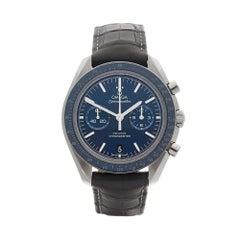 2013 Omega Speedmaster Chronograph Titanium 311.90.44.51.03.001 Wristwatch