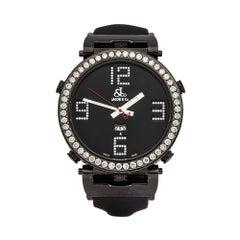 2010's Jacob & Co. JCLDC Limited Edition Diamonds Other JC-LG3DC Wristwatch