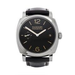2013 Panerai Radiomir Stainless Steel PAM00514 Wristwatch