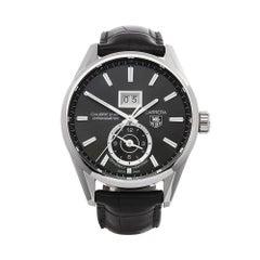 2000 TAG Heuer Carrera Stainless Steel WAR5012 Wristwatch