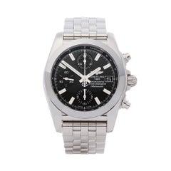 2018 Breitling Chronomat SleekT Stainless Steel W1331012/BD92 Wristwatch