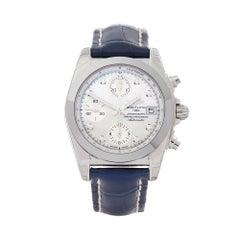 2018 Breitling Chronomat SleekT Stainless Steel W1331012/A776 Wristwatch