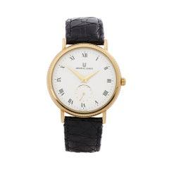 2000's Universal Geneve Universal Geneve Stainless Steel 127.146 Wristwatch