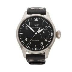 2017 IWC Big Pilot's Stainless Steel IW500901 Wristwatch