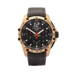 2017 Chopard Classic Racing Superfast Chrono 2013 Rose Gold Wristwatch