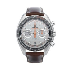 2018 Omega Speedmaster Racing Stainless Steel 32932445106001 Wristwatch