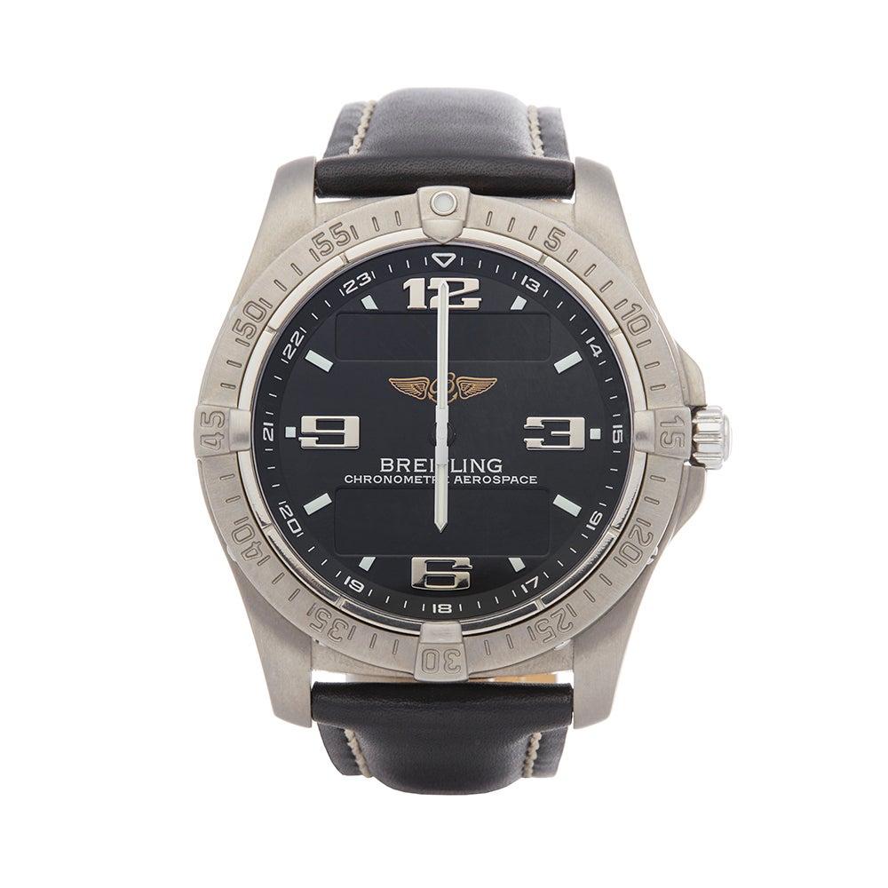 Breitling Titanium
