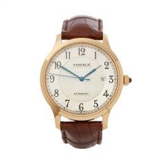 2017 Faberge Agathon M1102/00/Z4/103A3 Wristwatch