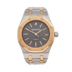 1990s Audemars Piguet Royal Oak Steel & Yellow Gold 14790 Wristwatch