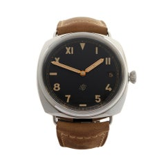 2016 Panerai Radiomir Stainless Steel PAM00424 Wristwatch