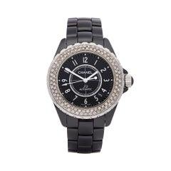 2010's Chanel J12 Ceramic H0969 Wristwatch