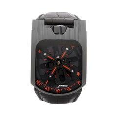 2010's Urwerk 103T Titanium 103T Wristwatch