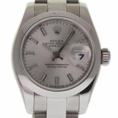 Rolex Datejust 179160 Stainless Steel Silver Box/Paper/2 Year Warranty #1419