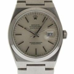 Rolex Datejust Oysterquartz 17000 Stainless Steel 1987 2 Year Warranty #157-2