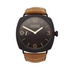 2018 Panerai Radiomir Stainless Steel PAM00504 Wristwatch
