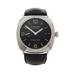 2018 Panerai Radiomir Stainless Steel PAM00388 Wristwatch