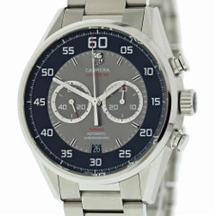 TAG Heuer Carrera CAR2B10 with Band and Missing Dial Certified Pre-Owned