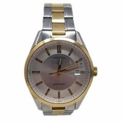 TAG Heuer Carrera Calibre 5 Men's Automatic Watch 18 Karat Gold and SS