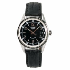 TAG Heuer Carrera WS2111 Men's Automatic Watch Black Dial Stainless Steel