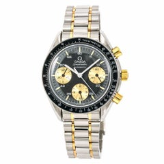 Omega Speedmaster Men's Automatic Watch Two-Tone SS