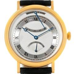 Breguet Classique Retrograde Seconds 18 Karat Gold Men's Watch 5207ba/12/9v6