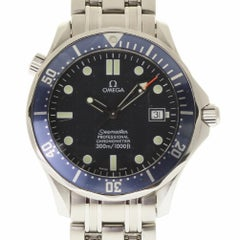 Omega Seamaster 300m Professional Large Blue Wave 168.1623 2 Year Warranty #602