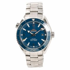Omega Seamaster Planet Ocean Blue 232.90.46.21.03.001 Men's Automatic Watch
