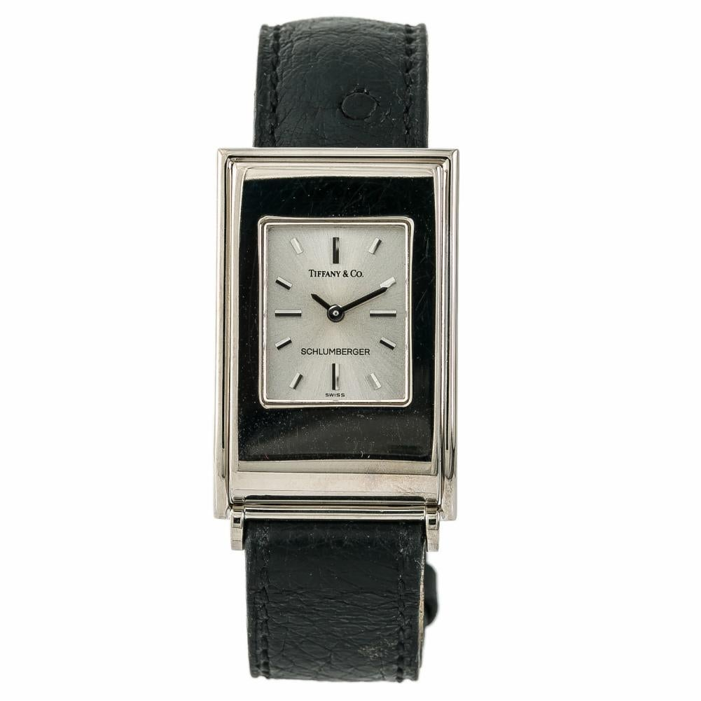 Tiffany & Co. Schlumberger , Silver Dial Certified Authentic