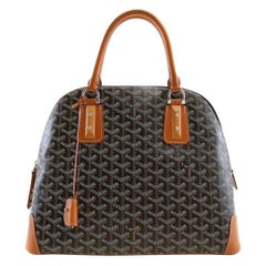 Goyard Black Vendome Bag