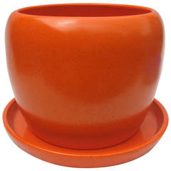 California Modern Architectural Pottery Planter by Gainey Ceramics