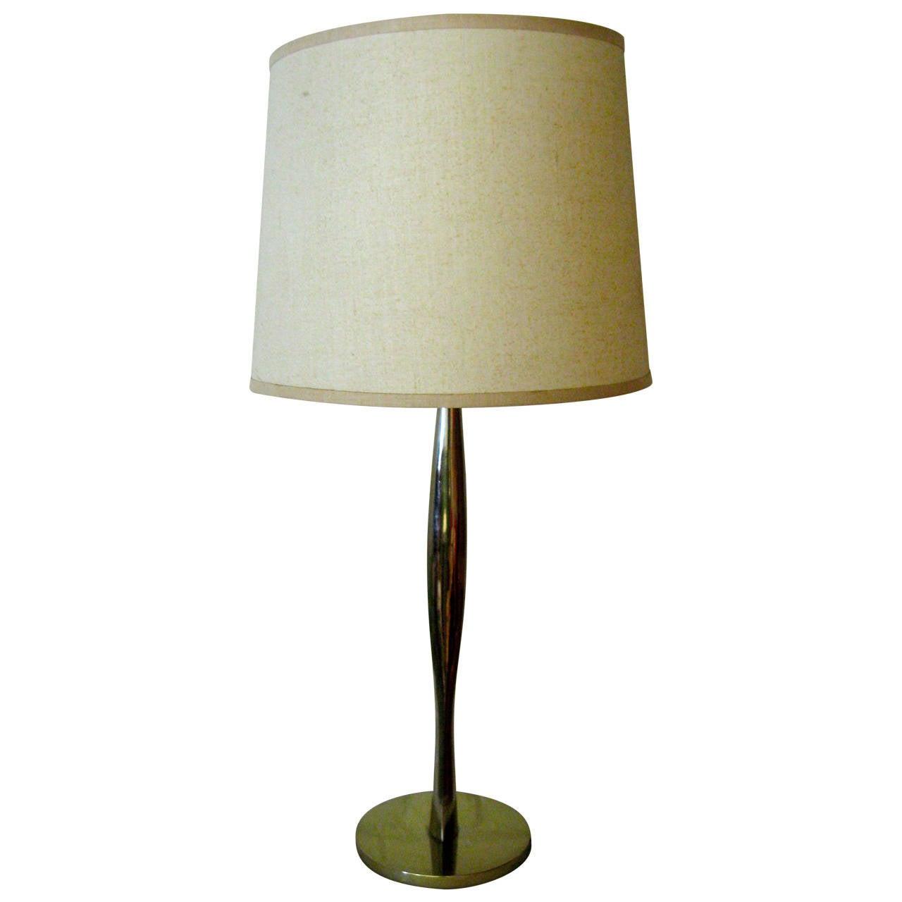 Maurizio Tempestini Design Laurel Table Lamp At 1stdibs