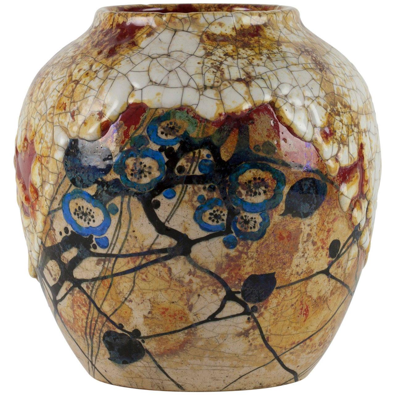 Chang Baluster Vase, circa 1930