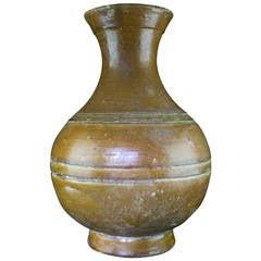 Chinese amber glaze Hu, Eastern Han Dynasty 25-221 AD