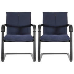 Set of Two Imago Chairs by Mario Bellini for Vitra