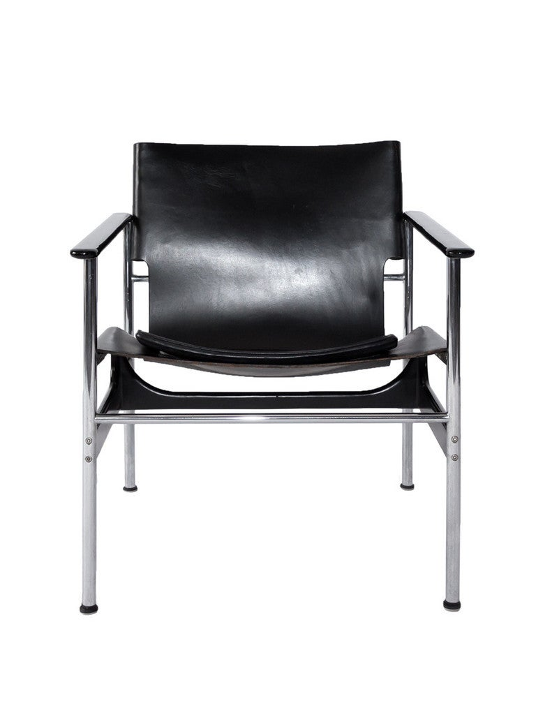 657 Sling Chair by Charles Pollock 2