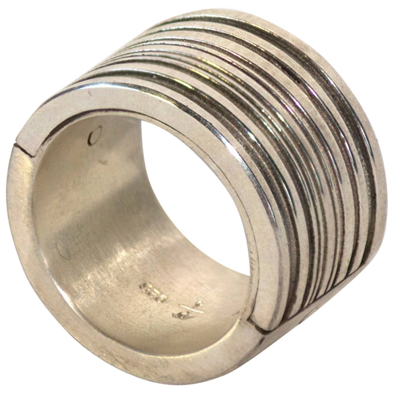 Sistema Ring by Parts of Four For Sale