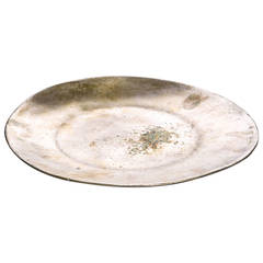 Large Plate by Rick Owens