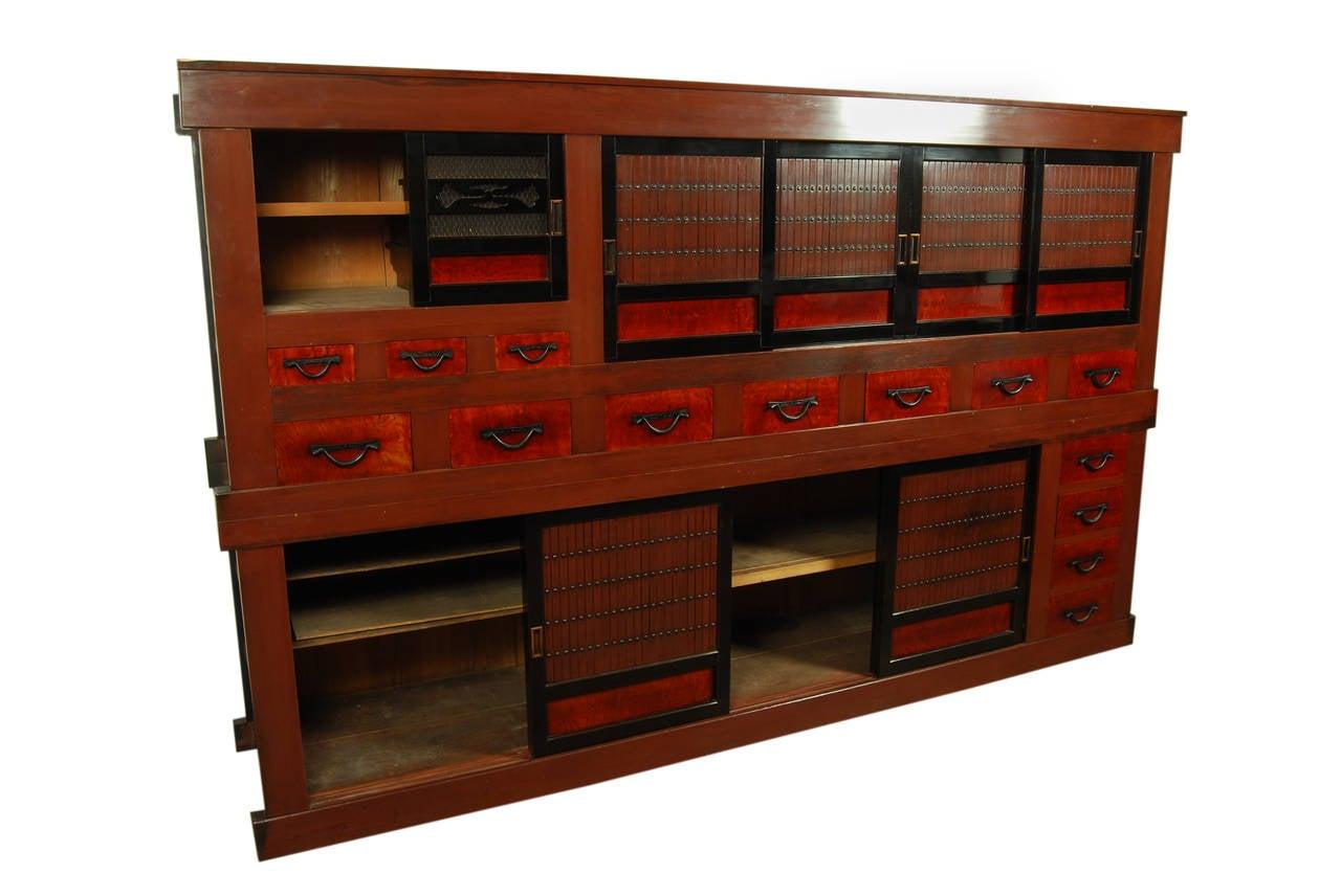 rare antique japanese kitchen cabinet mizuya meiji coco amp me blog 187 blog archive 187 my dream kitchen scrapbook