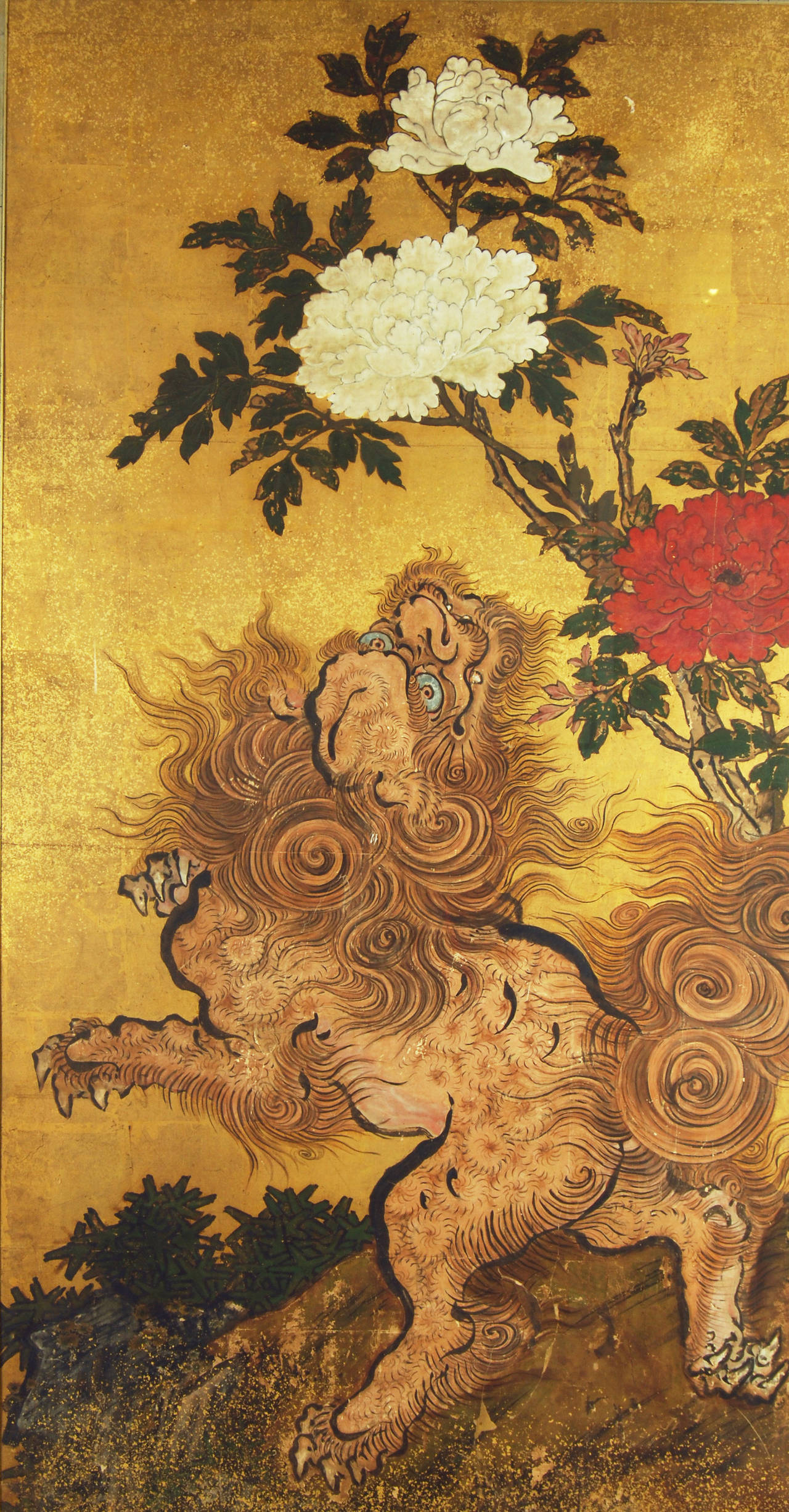 Edo Period Japanese Paintings For Sale