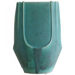 Shunichi Inoue Large Glazed Ceramic Vessel, circa 1970s
