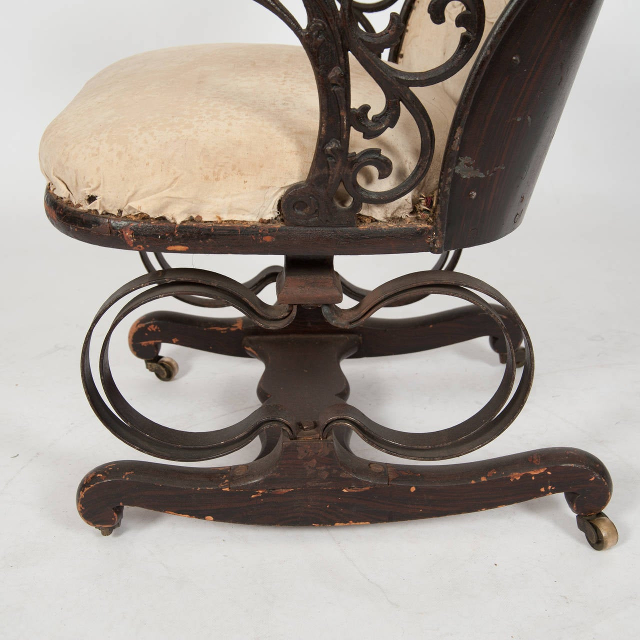 American Rocking Chair Circa 1890 For Sale At 1stdibs